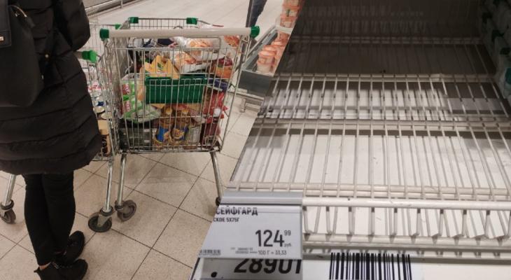 В Кировской области уничтожили просроченный свиной шпик