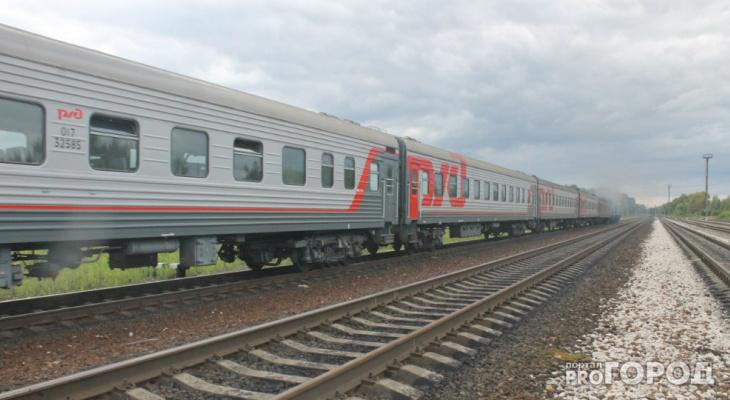 Аноним сообщил о минировании поезда «Вятка»: пассажиров эвакуировали