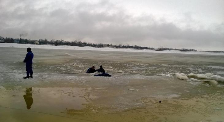 На поиск тела 10-летнего ребенка в Мурыгино едут водолазы из других городов