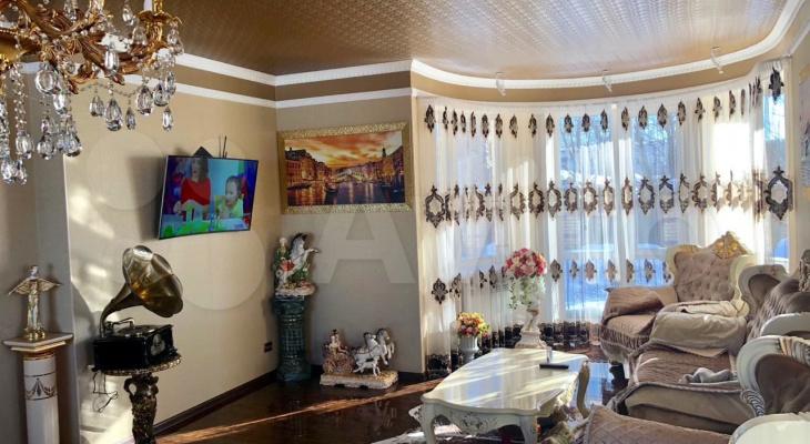 50 миллионов за дом: 5 самых дорогих коттеджей в Кирове и пригороде