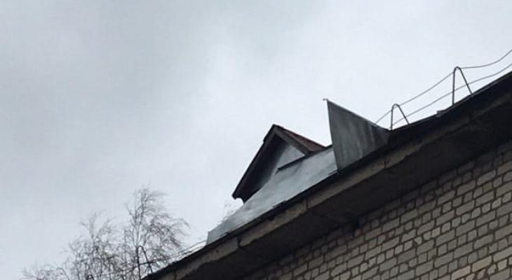 Кировская УК починила протекающую крышу после вмешательства прокуратуры