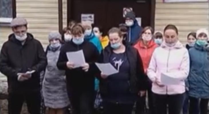 Губернатору Кировской области пожаловались на главу района, который отказывается ремонтировать детский сад