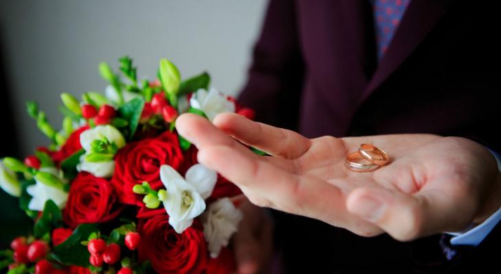 Разводов больше, чем браков: ЗАГС подвел итоги работы за 3 месяца 2021 года