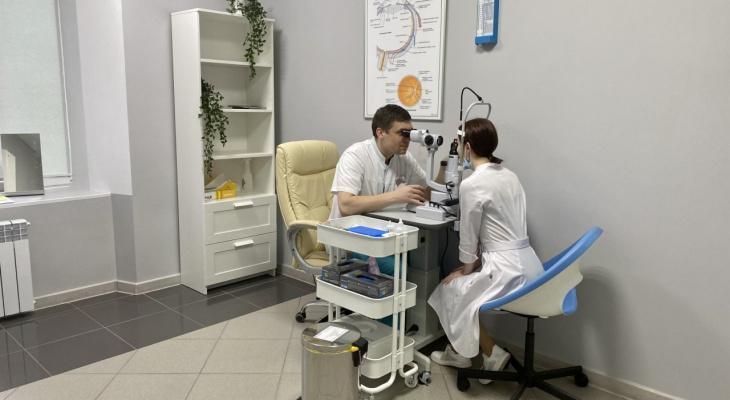 Современная офтальмологическая клиника приглашает кировчан на консультации и операции