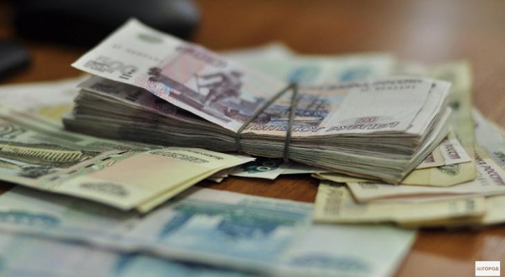 В Кировской области директор компании не выплачивал зарплату бухгалтеру