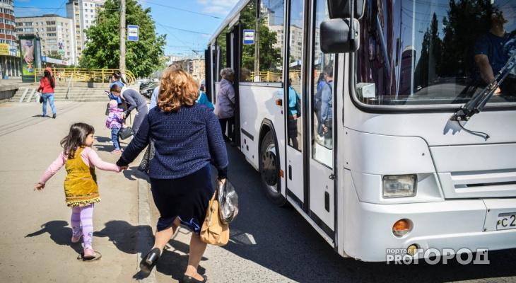 В Кирове 9 мая изменятся автобусные и троллейбусные маршруты