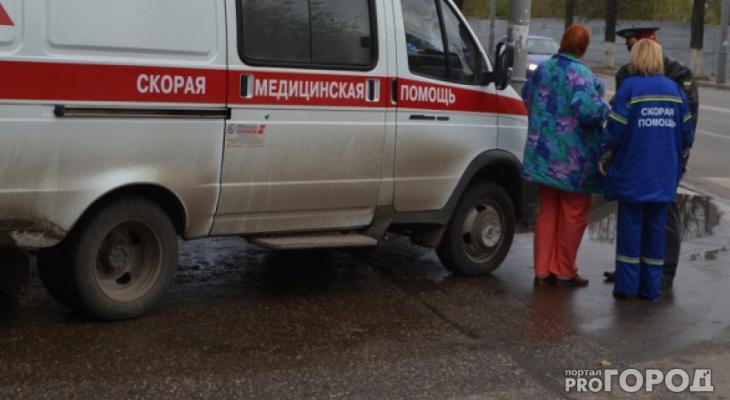 Кировчанин жестоко избил свою 82-летнюю мать