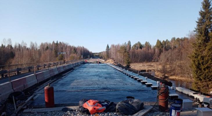На ремонт мостов в Кировской области в 2021 году потратят 91 миллион рублей