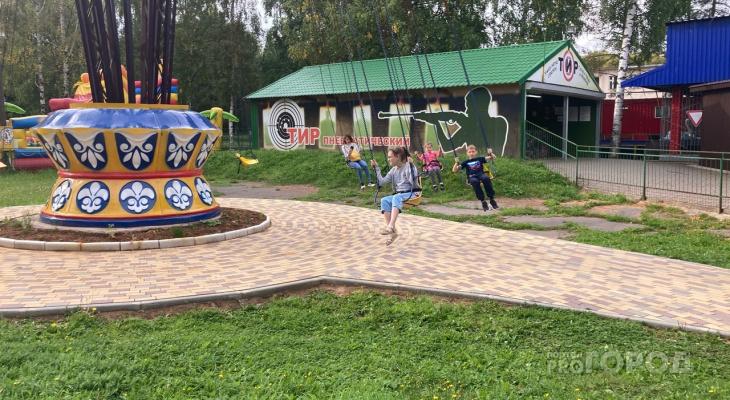 Переменная облачность и до +24: синоптики о погоде на выходные в Кирове