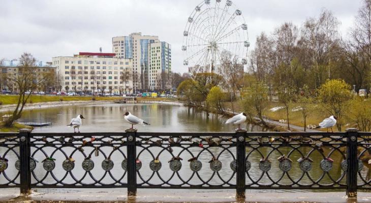 Что обсуждают в Кирове: прогноз погоды и отмена светового шоу