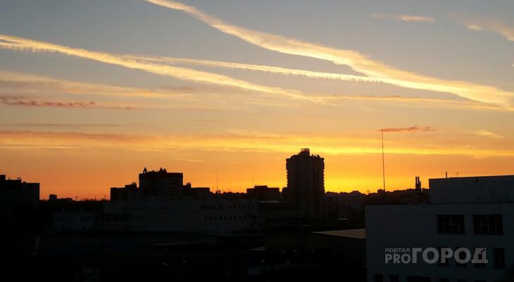 В Кирове ожидается аномальная жара: объявлено метеопредупреждение