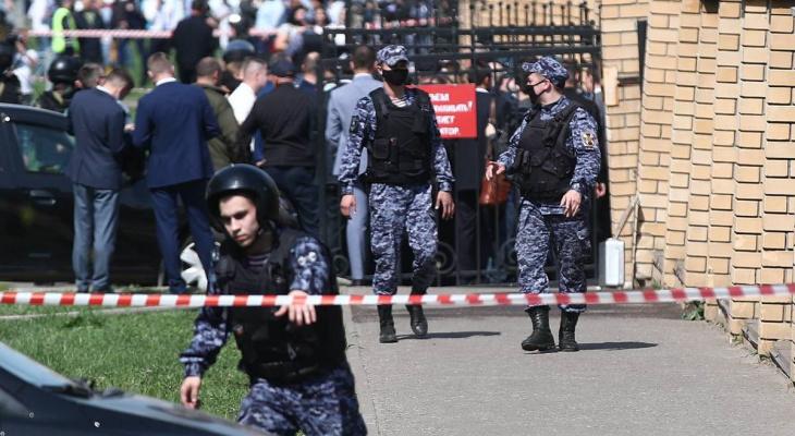 После стрельбы в Казани в кировских школах усилят меры безопасности