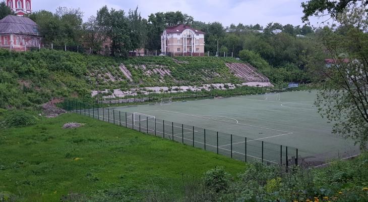 В Кирове за 25 млн рублей обновят стадион«Трудовые резервы»