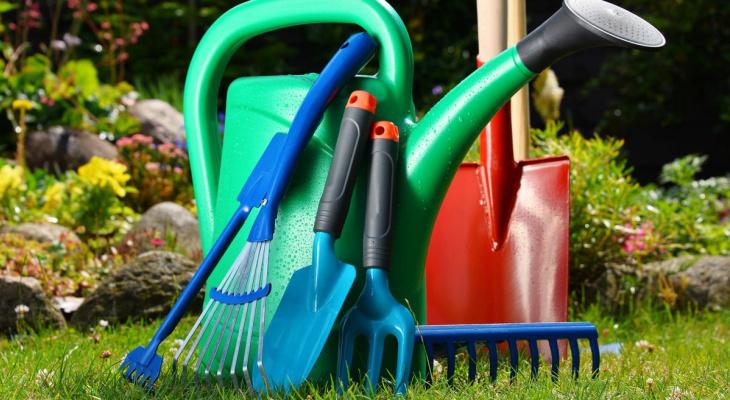 Что купить для работы в саду: обзор основных инструментов