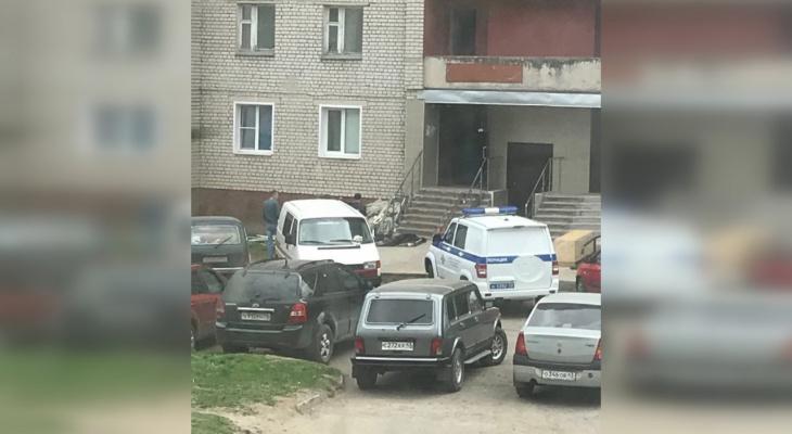В Кирове в районе Филейки нашли тело женщины