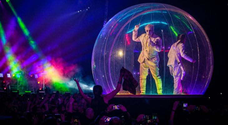 Кировчане смогут увидеть концерт солиста Rammstein Тилля Линдеманна