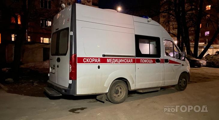 В Кирове 1,5-годовалый ребенок выпал из окна: проводится проверка