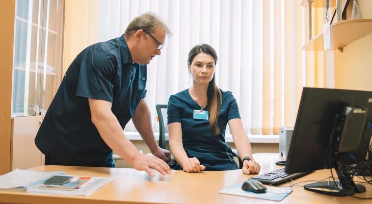 В Кирове врачи удалили раковую опухоль размером с дыню