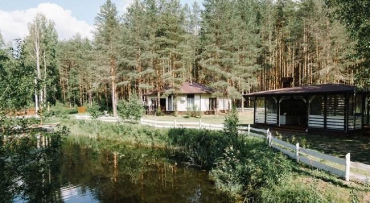 В 25 км от Кирова продается закрытый загородный клуб за 58 млн рублей