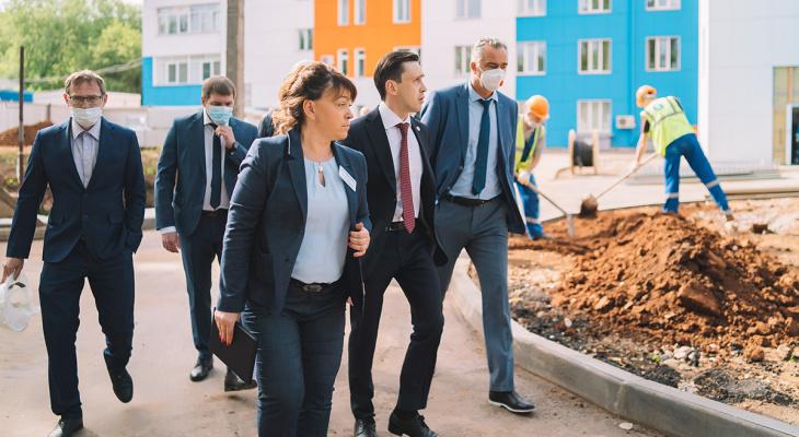 К детской областной больнице Кирова надстроят 3 этажа
