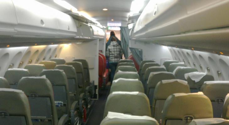 Кировчане смогут улететь в Симферополь на самолетах авиакомпании Nordwind
