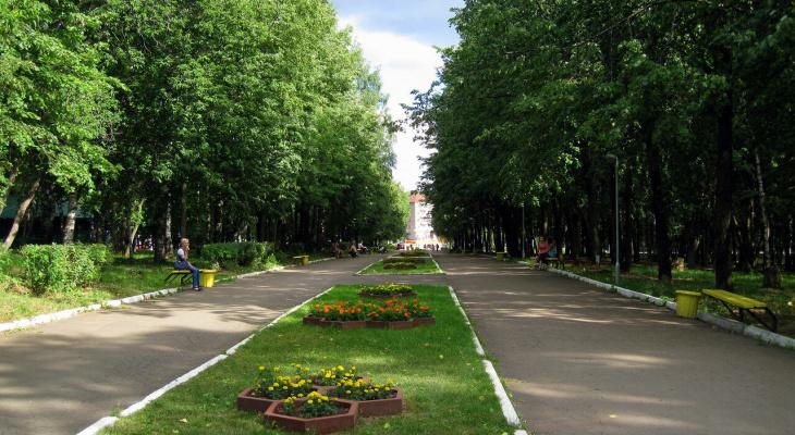 Известны результаты голосования за благоустройство парков Кировской области