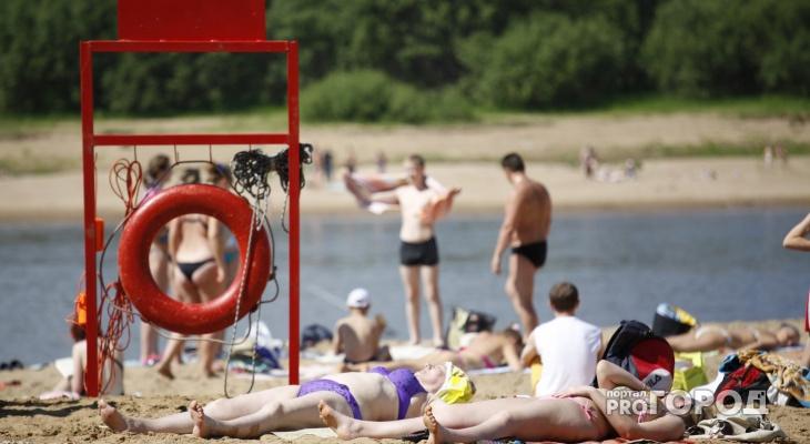 Известно, сколько пляжей откроют в Кировской области