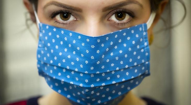 Власти озвучили количество заболевших COVID-19 в Кировской области за сутки