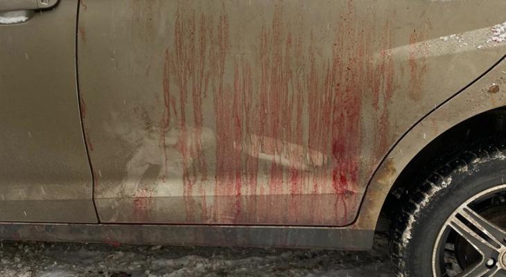 В Кирове пассажир напал с ножом на таксиста: дело направлено в суд