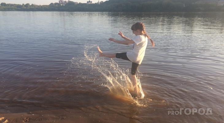 Тепло и солнечно: известен прогноз погоды на выходные в Кирове