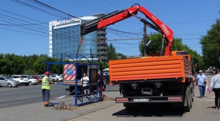 В Кирове появились новые остановки
