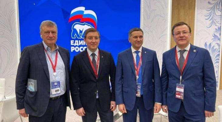 «Единая Россия» верстает предвыборную программу на основе потребностей регионов