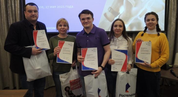 В Поволжье определены победители регионального этапа конкурса журналистов