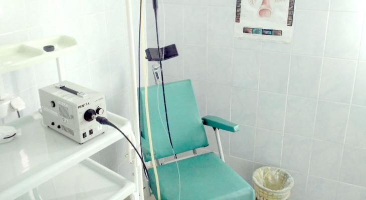В Уржумской ЦРБ появилось новое оборудование для диагностики онкопатологий