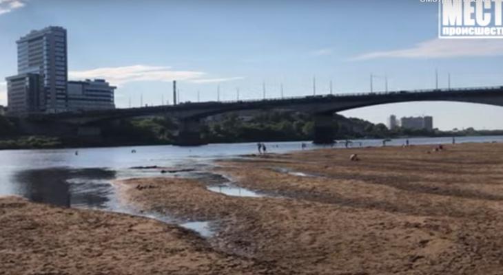 В Кирове на городском пляже утонула 18-летняя девушка