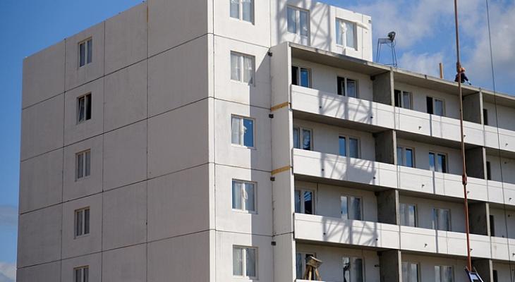 Назван средний размер квартиры в Кировской области