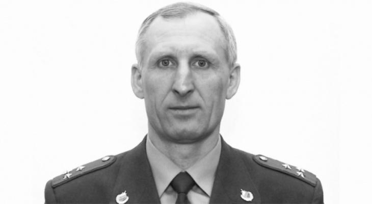В Кирове скончался бывший командир отряда милиции особого назначения