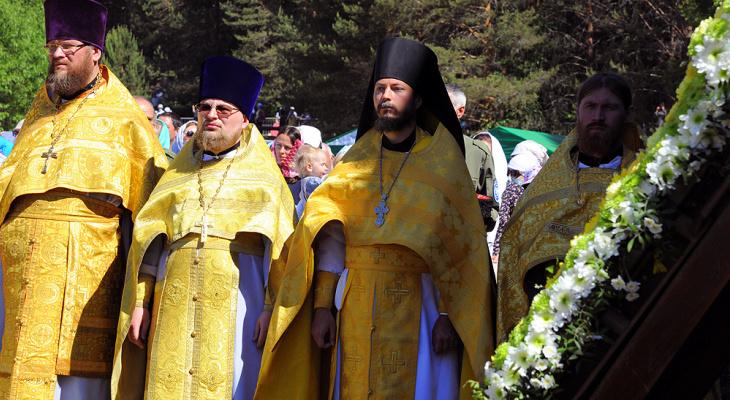 Победитель шоу «Голос» иеромонах Фотий побывал в Великорецком