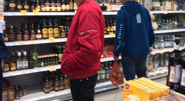 26 магазинов Кировской области нарушили запрет и продавали алкоголь 1 июня