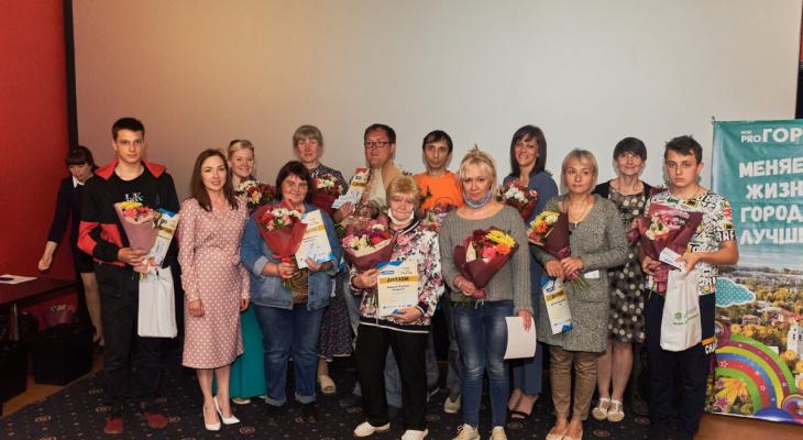 Зал аплодировал стоя: в Кирове наградили участников премии «Герой нашего города – 2021»