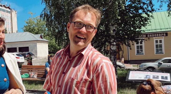 «Детям с инвалидностью бочча необходима»: тренер с ДЦП Дмитрий Жданов провел мастер-класс в Кирове