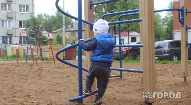 В Нововятске потерялся 4-летний мальчик