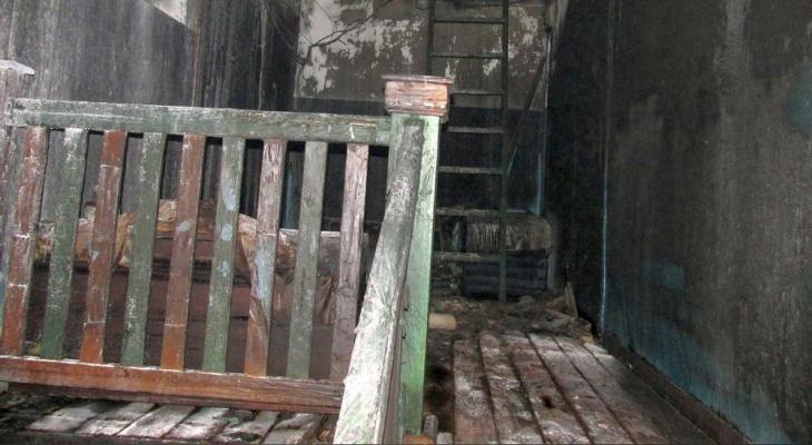 В Кировской области произошел пожар в многоквартирном доме