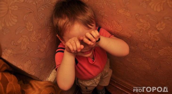 Кировчанин избивал 8-летнего мальчика: возбуждено уголовное дело