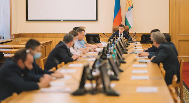 В правительстве Кировской области предложили вернуть ограничения по COVID-19