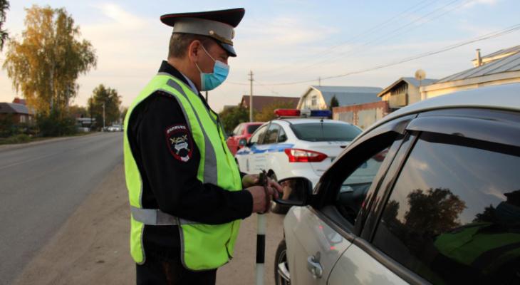 В Кирове полиция проведет «сплошные проверки» на дорогах