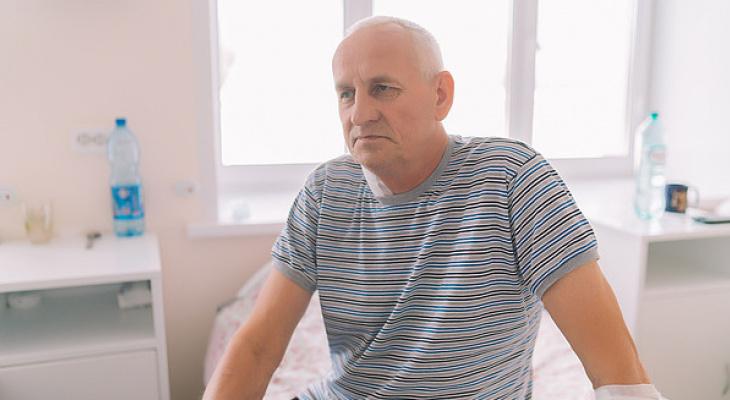 Кировские врачи спасли мужчину в предынсультном состоянии