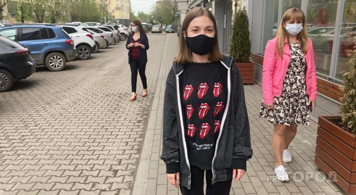 Что обсуждают в Кирове: режим самоизоляции и выпадение крупного града