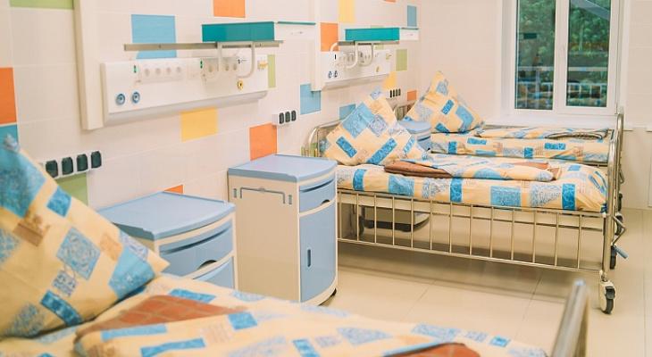 В больницах Кировской области открылись новые койки для больных COVID-19