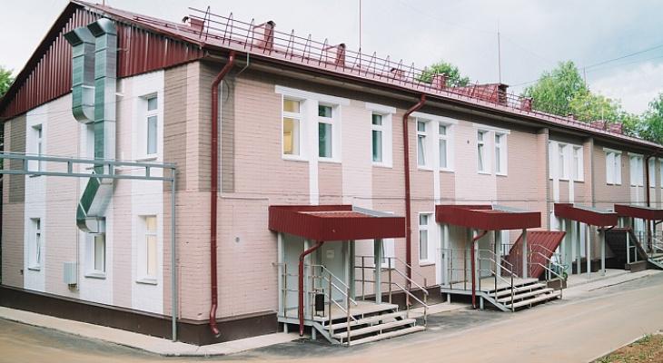 В Кирове открыли корпус больницы для тяжелобольных с коронавирусом